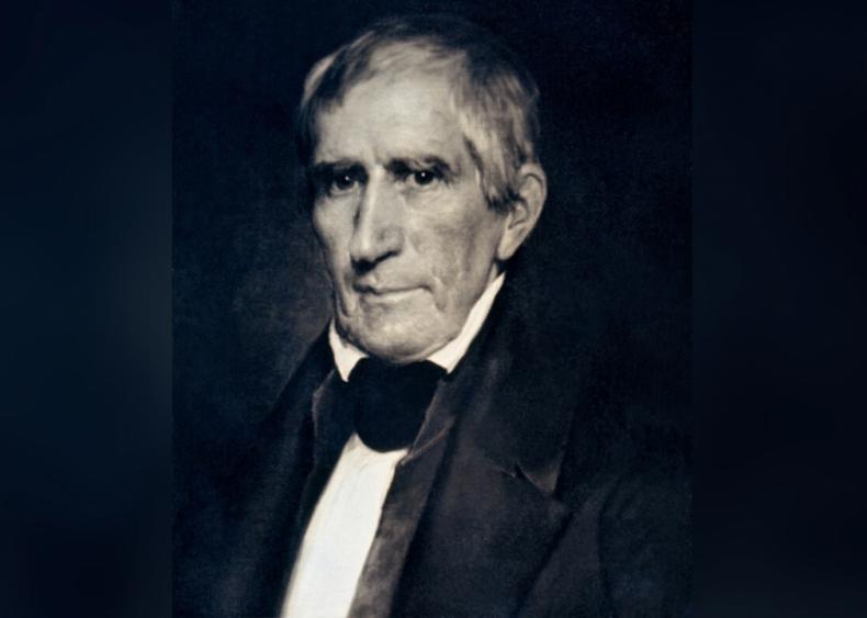 #38. William Henry Harrison