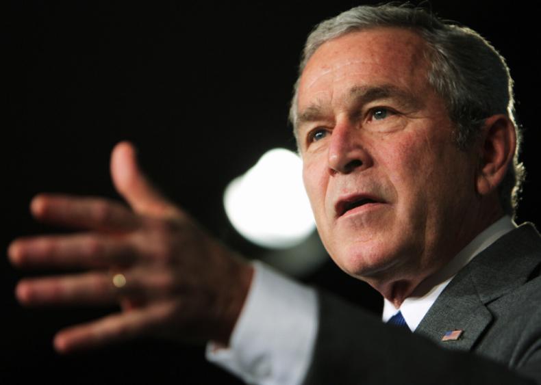 #33. George W. Bush