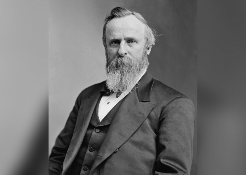 #32. Rutherford B. Hayes