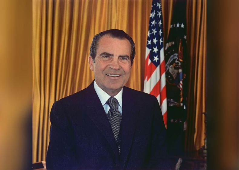 #28. Richard Nixon