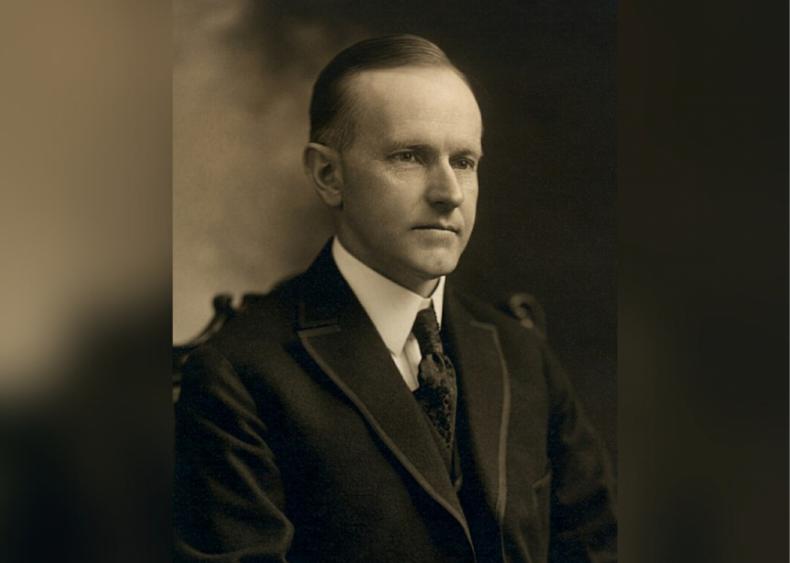 #27. Calvin Coolidge