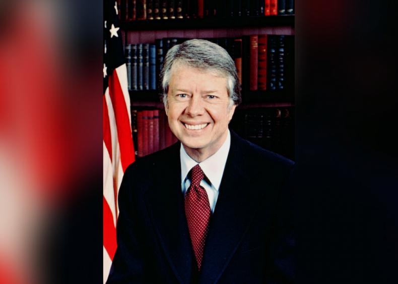 #26. Jimmy Carter