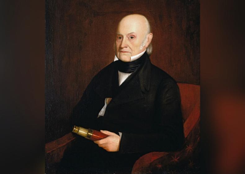 #21. John Quincy Adams