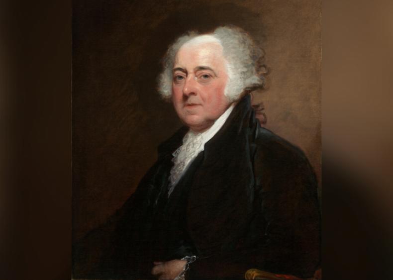 #19. John Adams