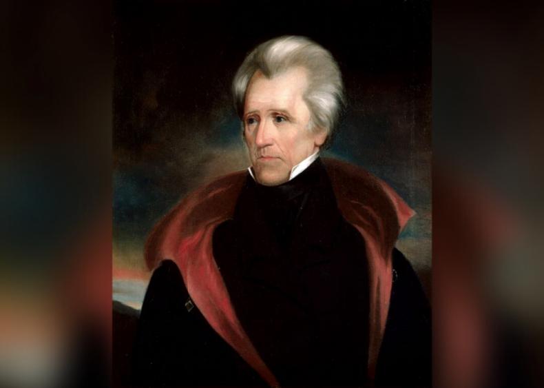#18. Andrew Jackson