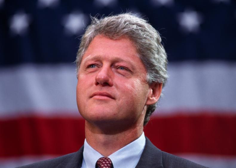 #15. Bill Clinton