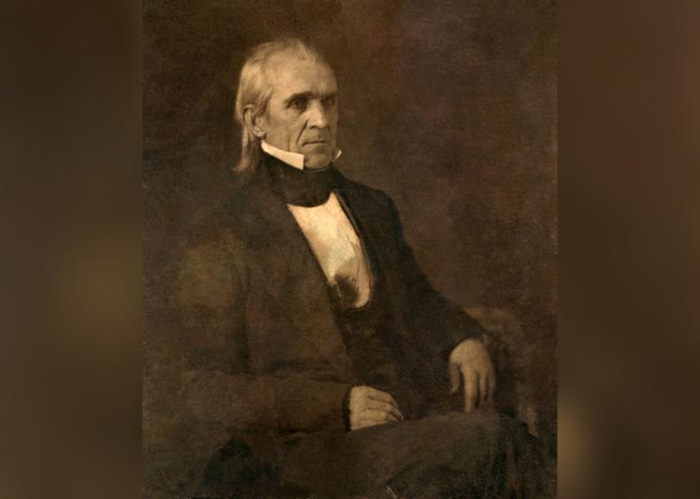 #14. James K. Polk