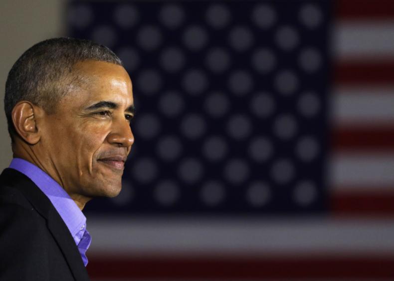 #12. Barack Obama