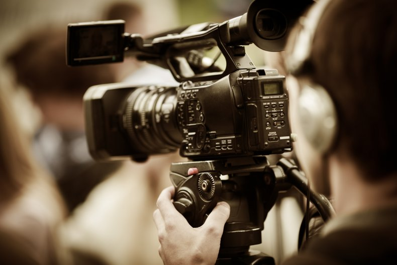 camera, television