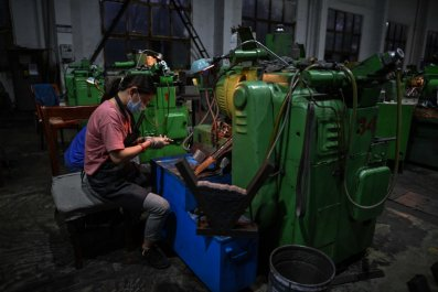China trade manufacturing