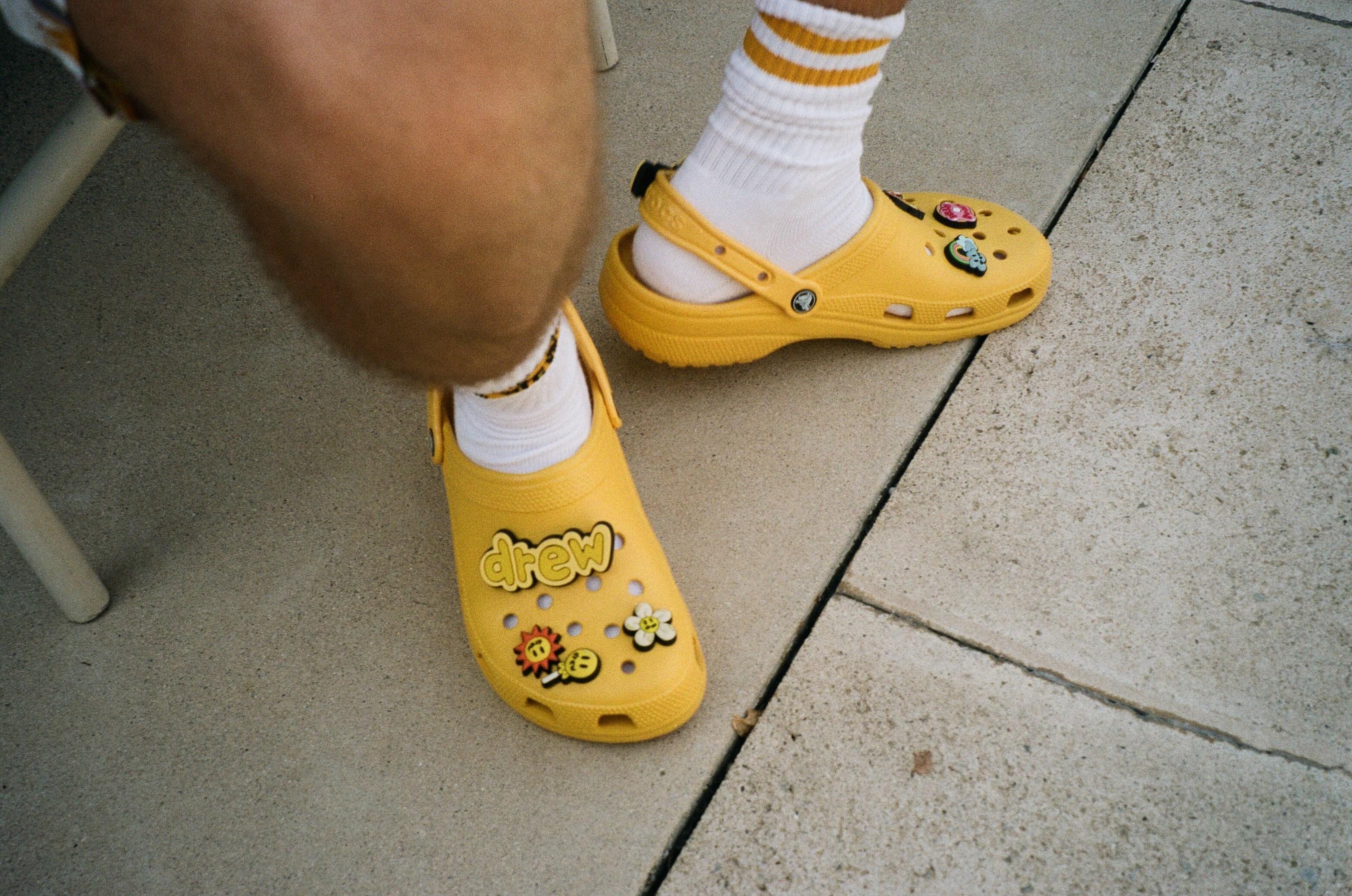 Justin Bieber x Crocs Release Date