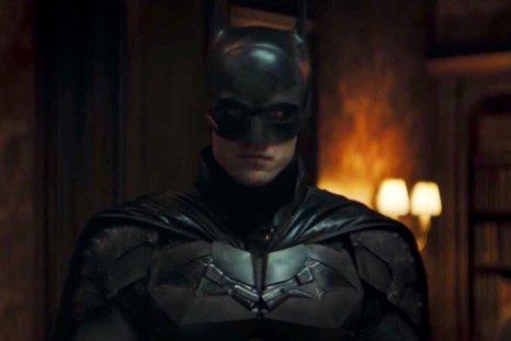 the batman set photos