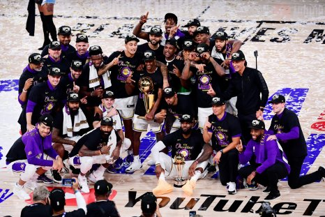 Los Angeles Lakers, NBA Finals