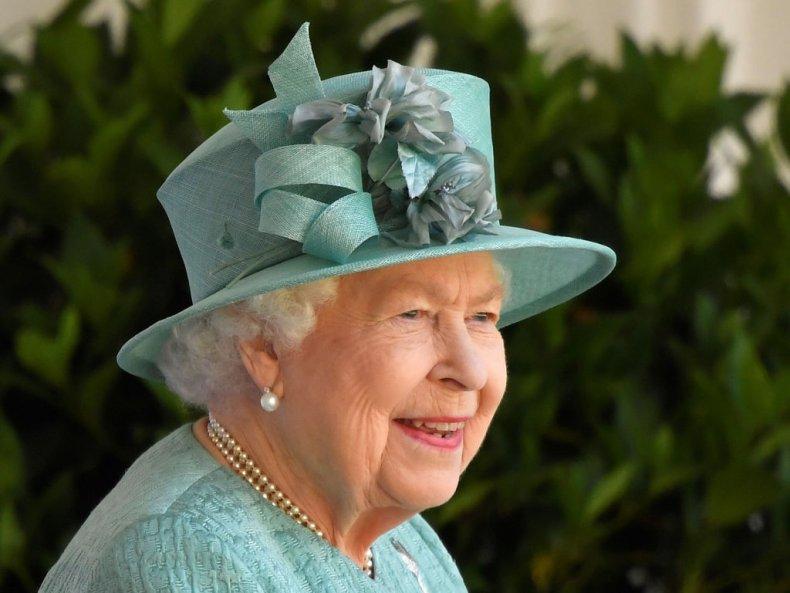Queen Elizabeth II, Birthday Parade, Windsor