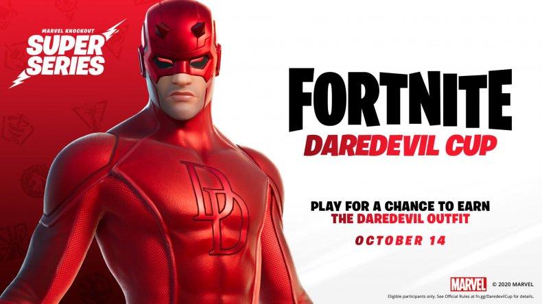 fortnite daredevil cup start time
