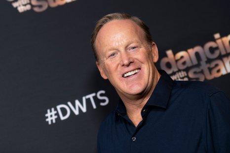 Sean Spicer DWTS