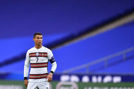Cristiano Ronaldo Tests Positive For COVID-19