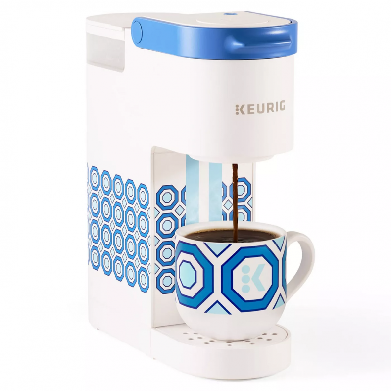 Keurig K-Mini Basic Jonathan Adler Limited Edition