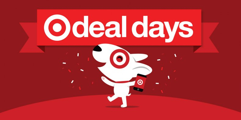 Target Circle Deal Days
