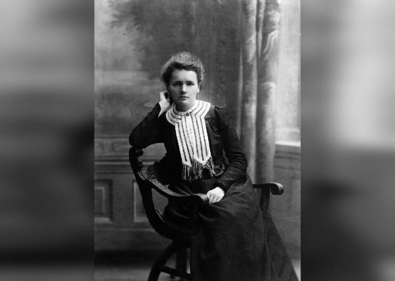 Marie Curie (born Skłodowska)
