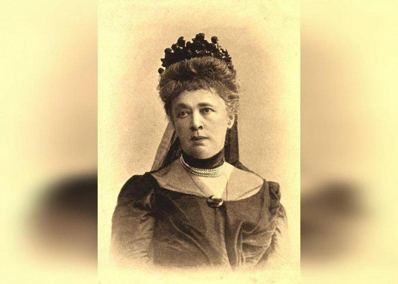 Baroness Bertha Sophie Felicita von Suttner (born Countess Kinsky von Chinic und Tettau)