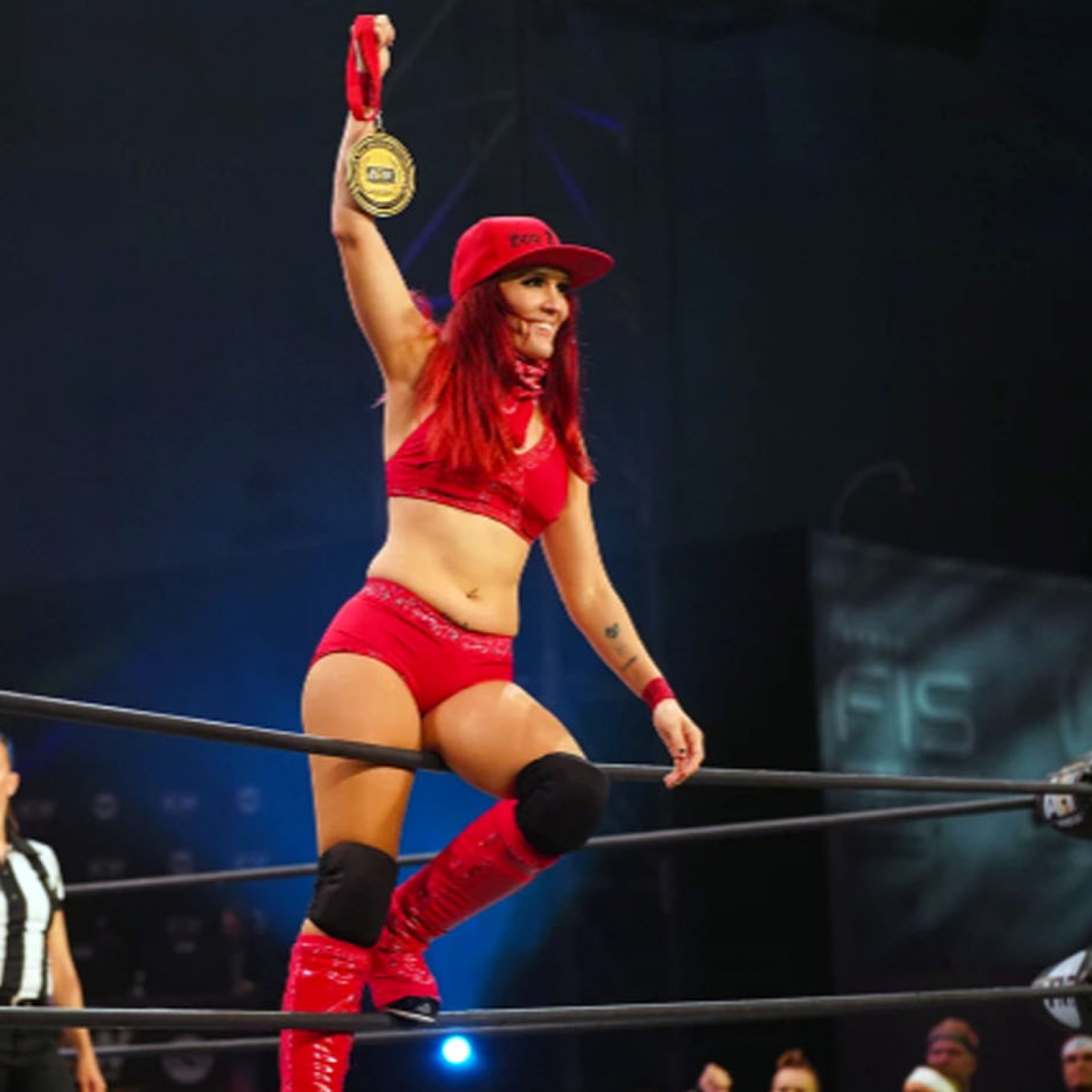 Ivelisse Confirms AEW Signing and Says Thunder Rosa Incident Is 'Self-Explanatory'