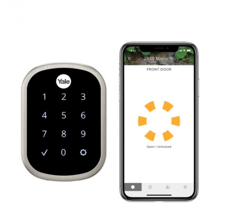 Smart lock Prime Day 2020 deals