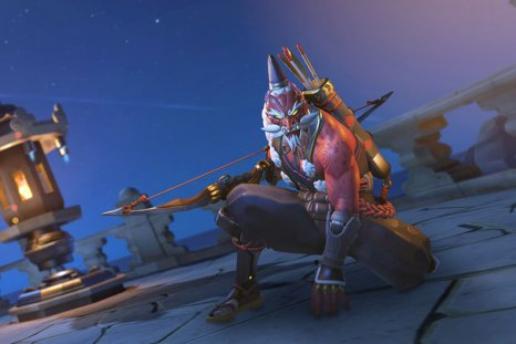 overwatch halloween 2020 archer event