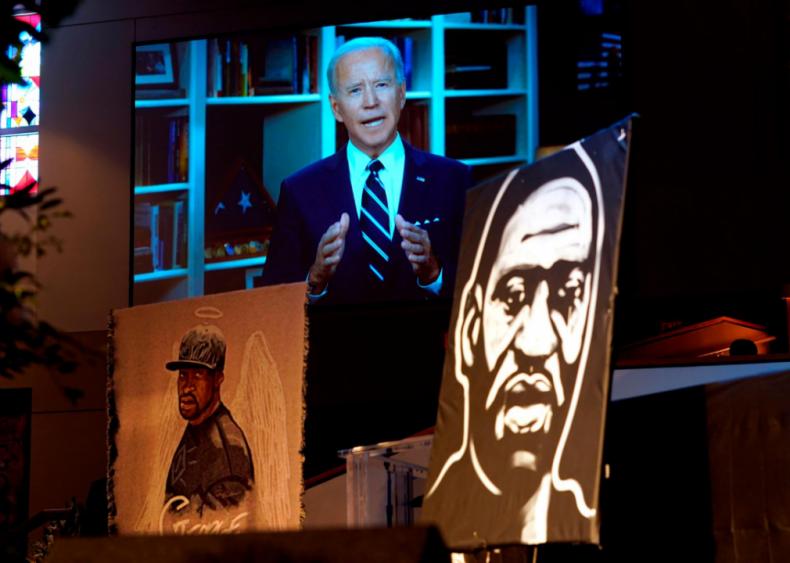 Joe Biden: Police reform