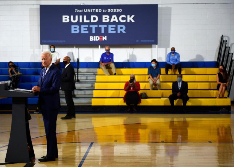Joe Biden: Racial justice