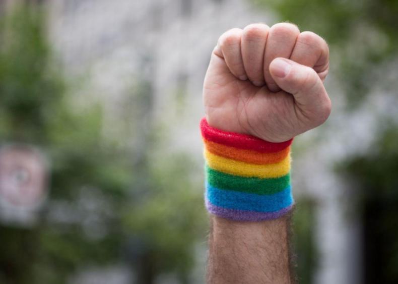 Joe Biden: LGBTQ+ rights