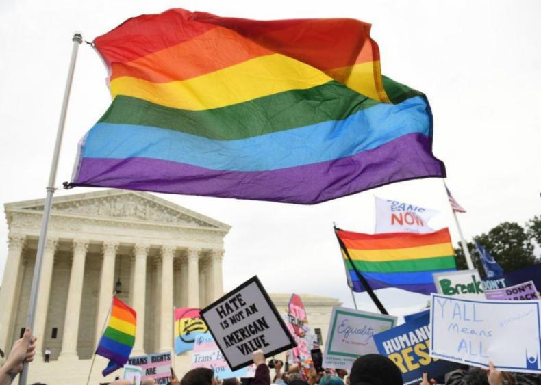 Donald Trump: LGBTQ+ rights