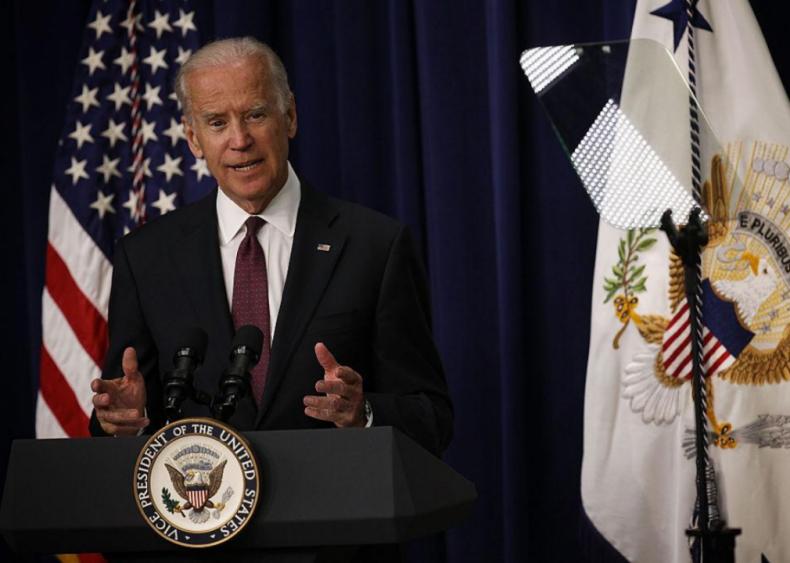 Joe Biden: Climate change