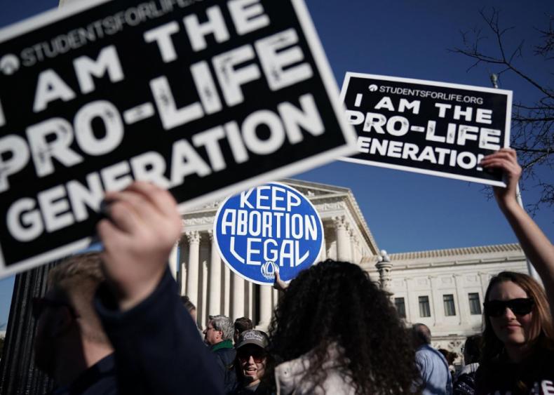 Joe Biden: Abortion and reproductive rights