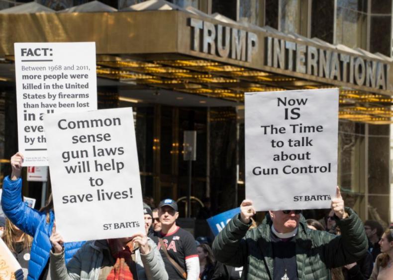 Joe Biden: Gun control