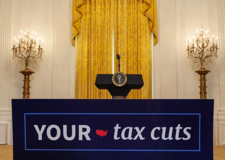 Donald Trump: Taxes