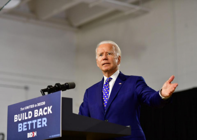 Joe Biden: Poverty and income inequality