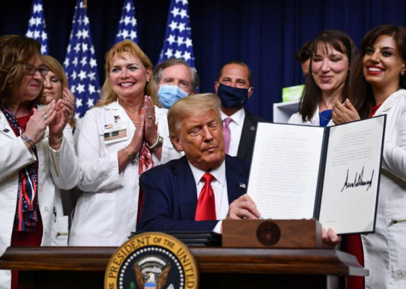 Donald Trump: Health care
