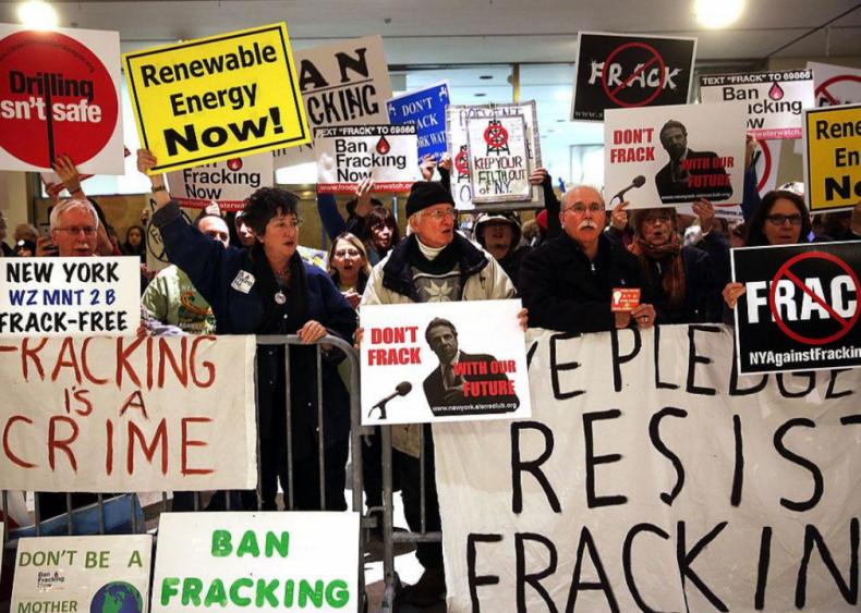 Joe Biden: Fracking and coal