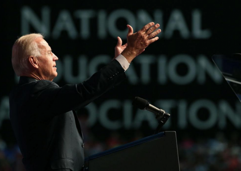 Joe Biden: School choice