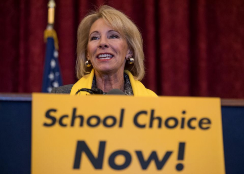 Donald Trump: School choice
