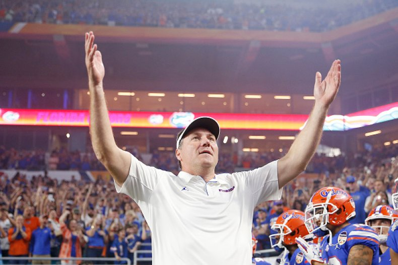 Florida Gators Dan Mullen