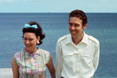 Princess Margaret and Husband Earl of Snowdon