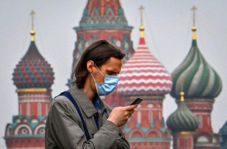 Moscow Coronavirus