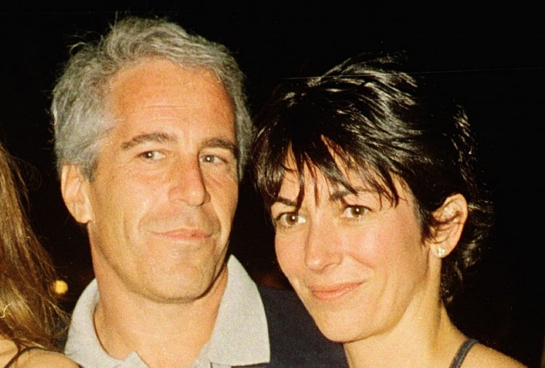 Jeffrey Epstein and Ghislaine Maxwell, Florida