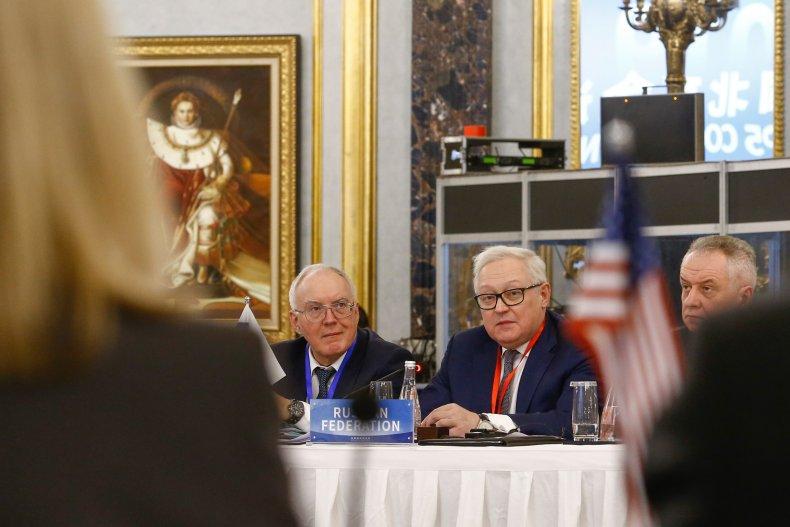 russia, ryabkov, nuclear, weapons, talks