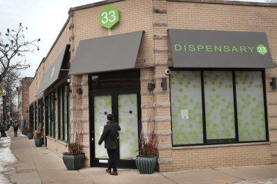 Chicago dispensary