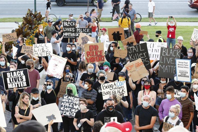 Black Lives Matter, Utah