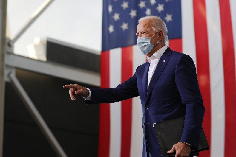 Joe Biden Oct 13