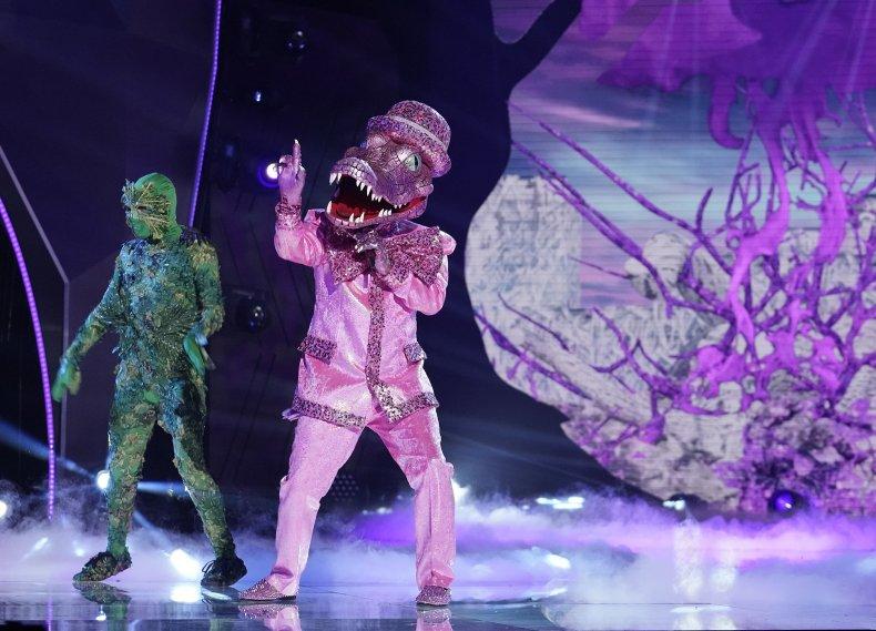 'The Masked Singer' Season 4 Episode 4